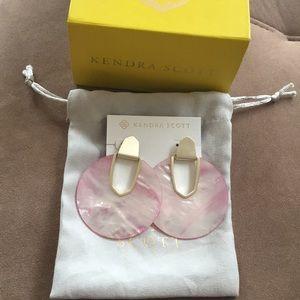 Kendra Scott Diane Statement Earrings - Like New!